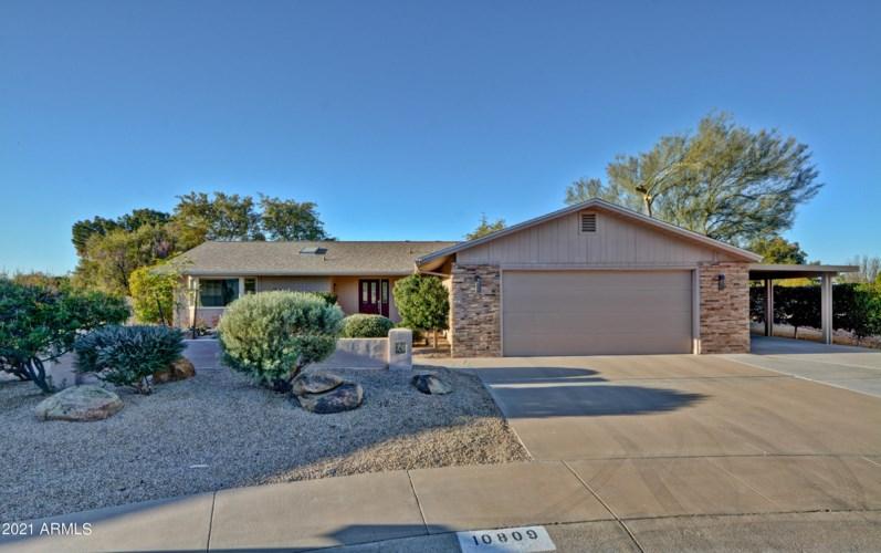 10809 W MIMOSA Drive, Sun City, AZ 85373