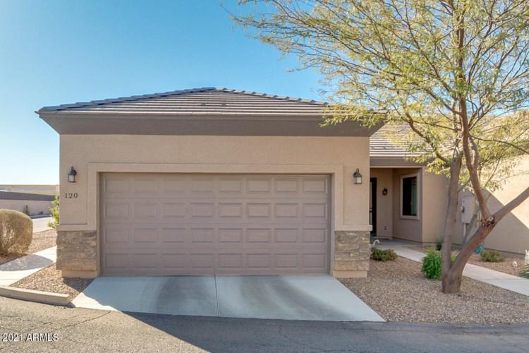 846 N PUEBLO Drive  #120, Casa Grande, AZ 85122