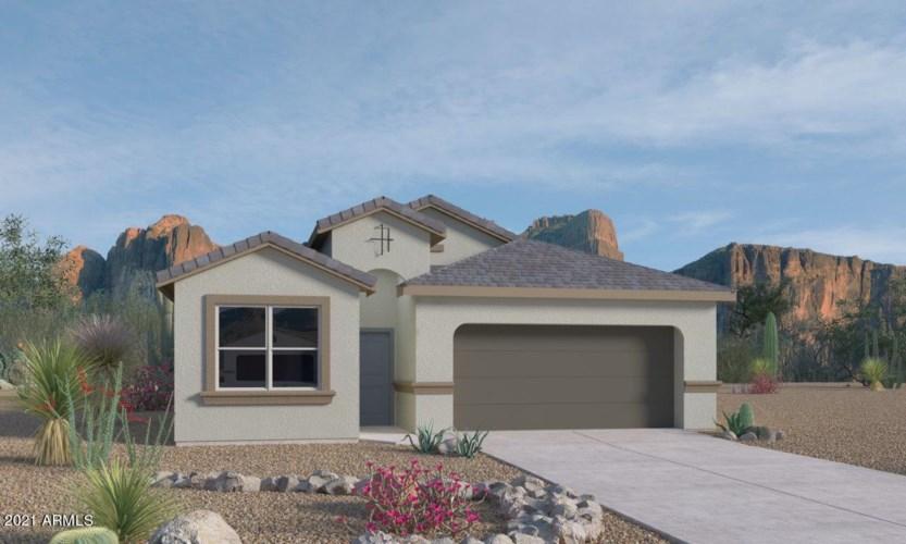 4714 W CINNAMON Avenue, Coolidge, AZ 85128