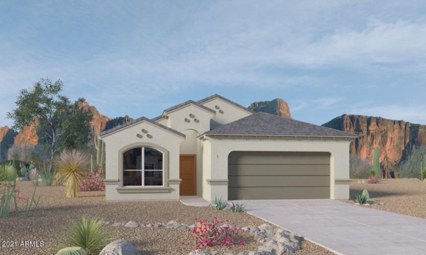 4713 W CINNAMON Avenue, Coolidge, AZ 85128