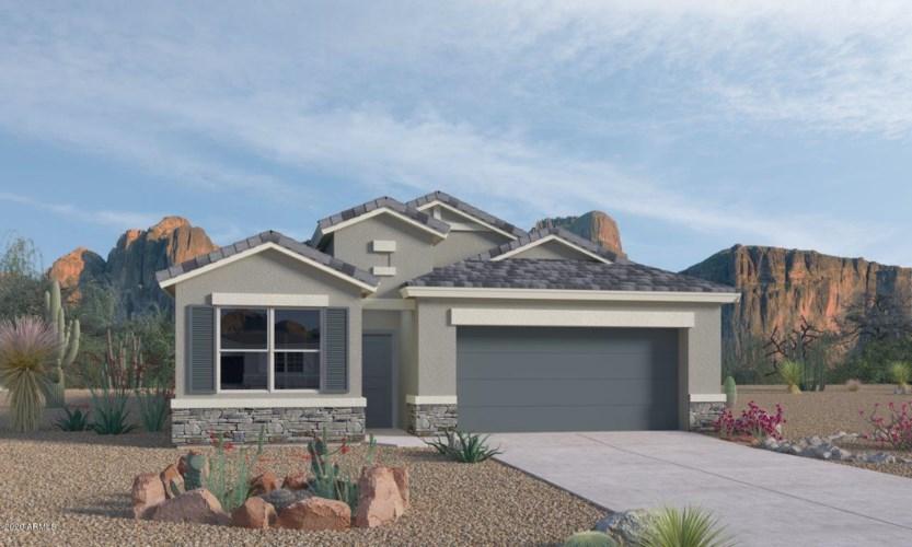 4656 W NUTMEG Avenue, Coolidge, AZ 85128