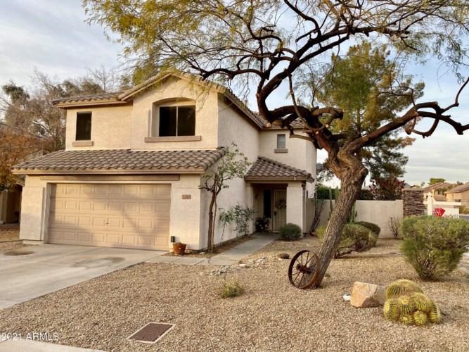 5180 W CAMPO BELLO Drive, Glendale, AZ 85308