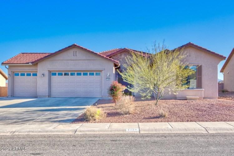 2160  CANYON STREAM Drive, Sierra Vista, AZ 85635