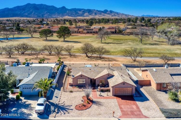 2614 S Player Avenue, Sierra Vista, AZ 85650