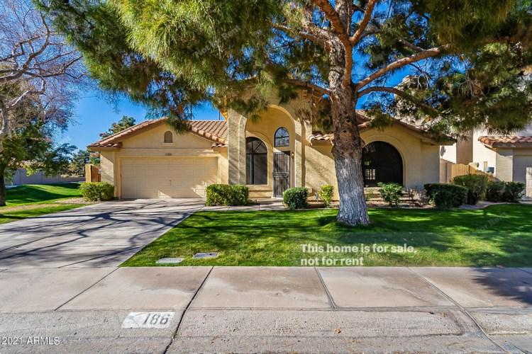 186 W KNOX Road, Tempe, AZ 85284