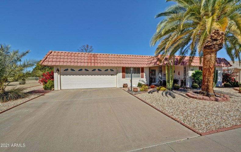 10356 W TALISMAN Road, Sun City, AZ 85351