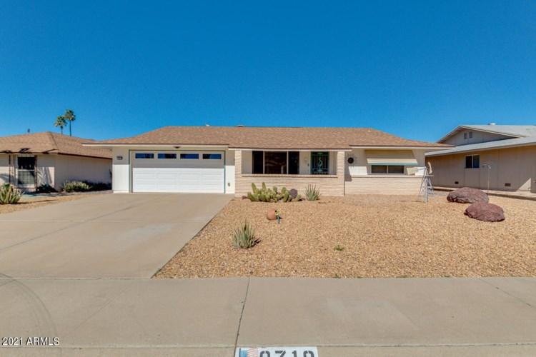 9718 W WILLOWBROOK Drive, Sun City, AZ 85373