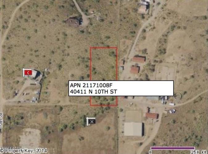 40423 N 10TH Street, Desert Hills, AZ 85086