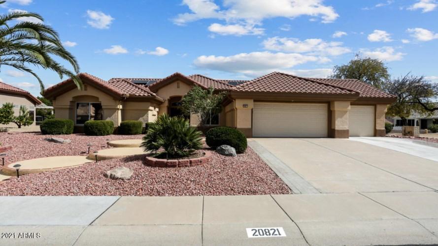 20821 N LIMOUSINE Drive, Sun City West, AZ 85375