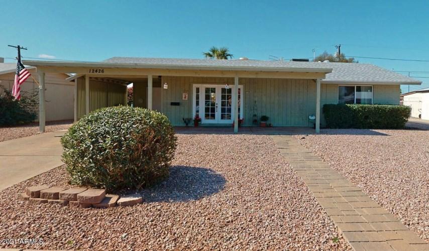 12426 N CHERRY HILLS Drive W, Sun City, AZ 85351