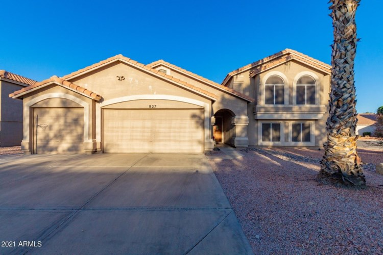 827 N MAPLE Court, Chandler, AZ 85226