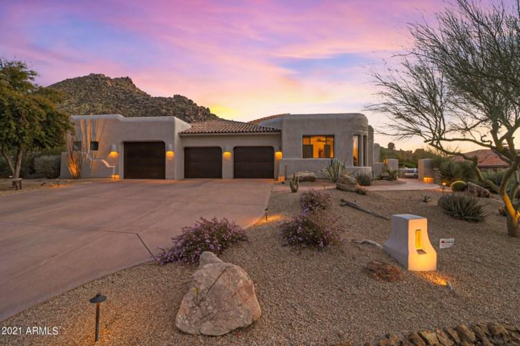 11053 E Desert Troon Lane, Scottsdale, AZ 85255