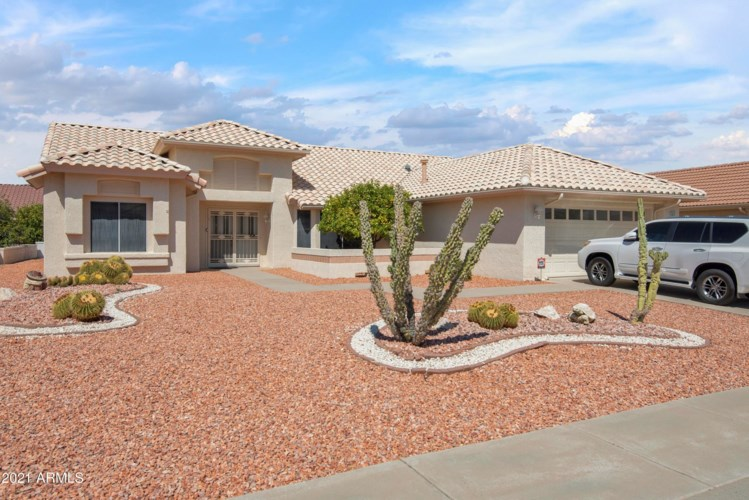 14812 W HURON Drive, Sun City West, AZ 85375