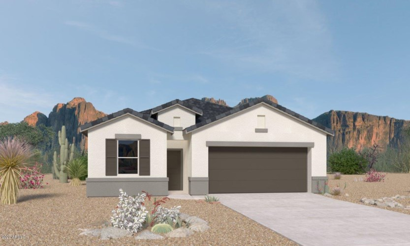 418 N 19TH Place, Coolidge, AZ 85128