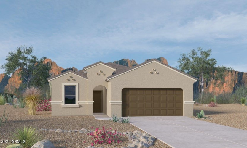 2012 W CAMERON Boulevard, Coolidge, AZ 85128