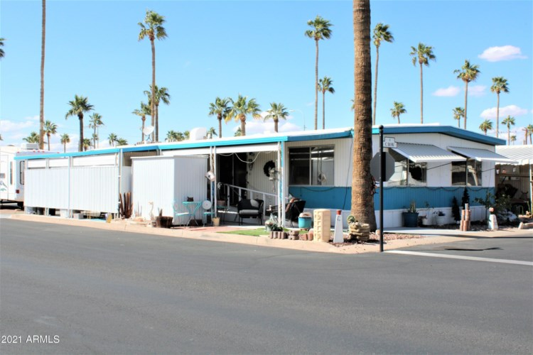 7807 E Main Street Unit C-38, Mesa, AZ 85207