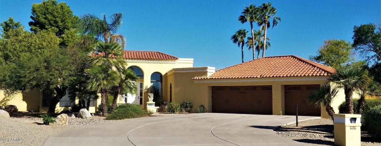 4618 W PARK VIEW Circle, Glendale, AZ 85310
