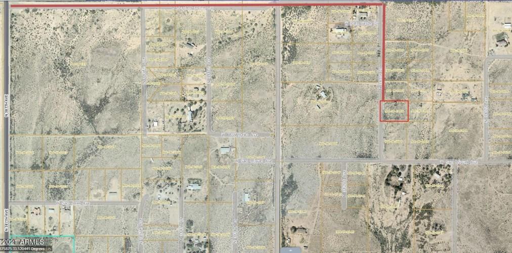 0 N 381st Drive, Tonopah, AZ 85354