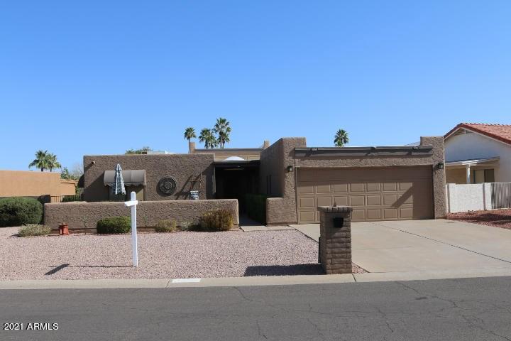 9220 E Parkside Drive, Sun Lakes, AZ 85248