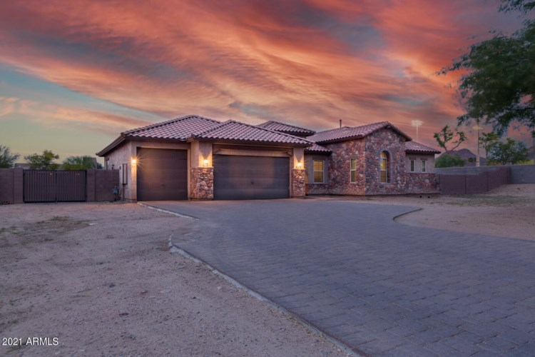 7206 W FALLEN LEAF Lane, Peoria, AZ 85383