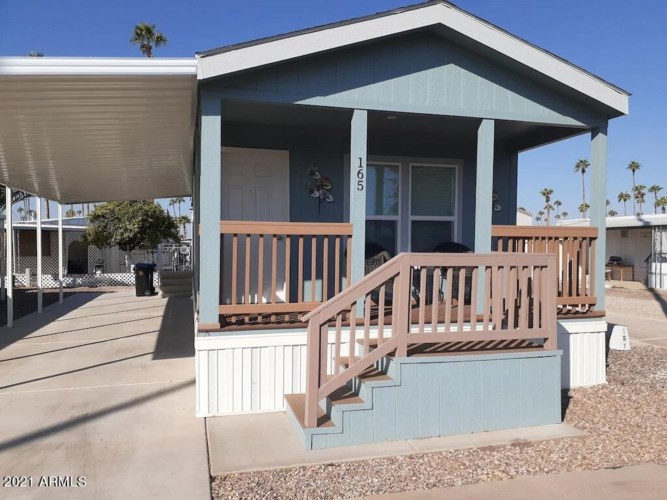 2701 E Allred Avenue Unit 165, Mesa, AZ 85204