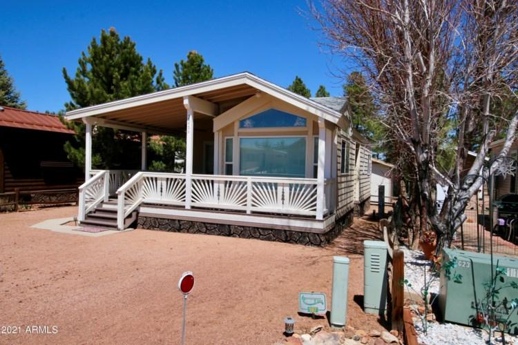 2264 HANGING TREE Lane, Overgaard, AZ 85933