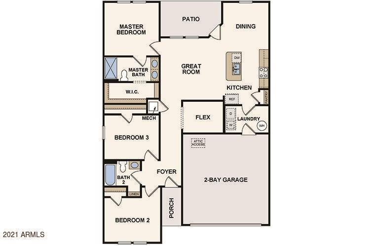 702 S 13TH Place, Coolidge, AZ 85128