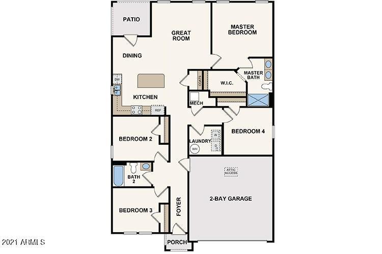 704 S 13TH Place, Coolidge, AZ 85128