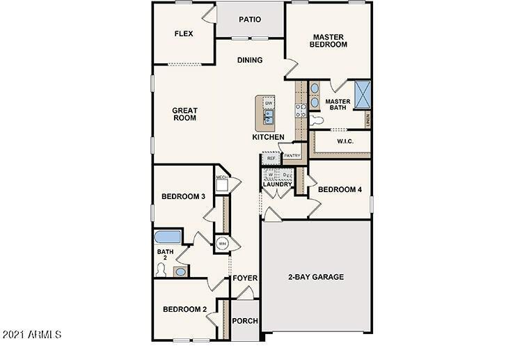706 S 13TH Place, Coolidge, AZ 85128