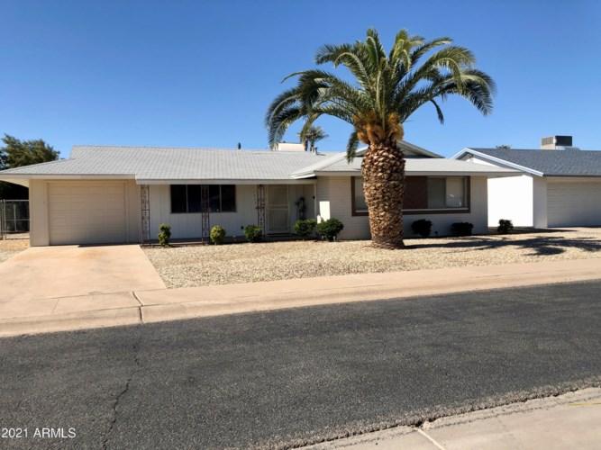 11824 N CHERRY HILLS Drive E, Sun City, AZ 85351