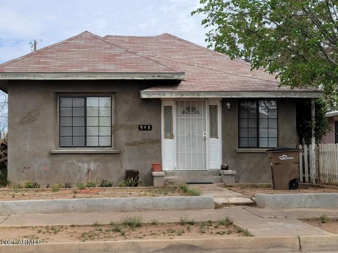 948 E 17th Street, Douglas, AZ 85607