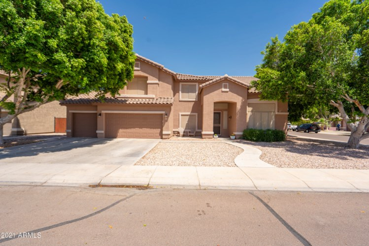 21721 N 86TH Drive, Peoria, AZ 85382