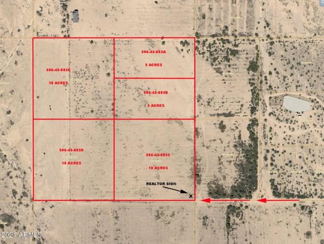 40XX S 390TH Avenue, Tonopah, AZ 85354