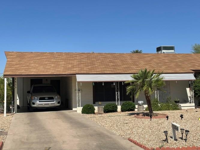 11844 N CHERRY HILLS Drive E, Sun City, AZ 85351