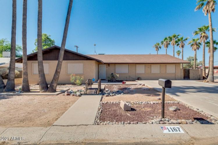 1167 E Cordova Avenue, Casa Grande, AZ 85122