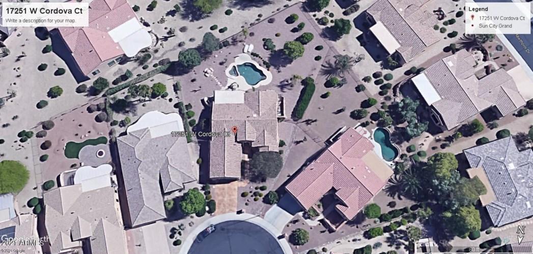 17251 W CORDOVA Court, Surprise, AZ 85387