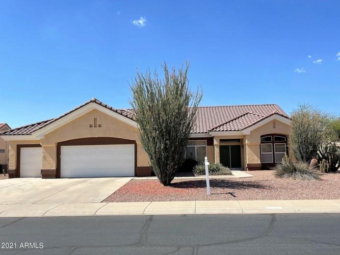 14222 W DUSTY TRAIL Boulevard, Sun City West, AZ 85375