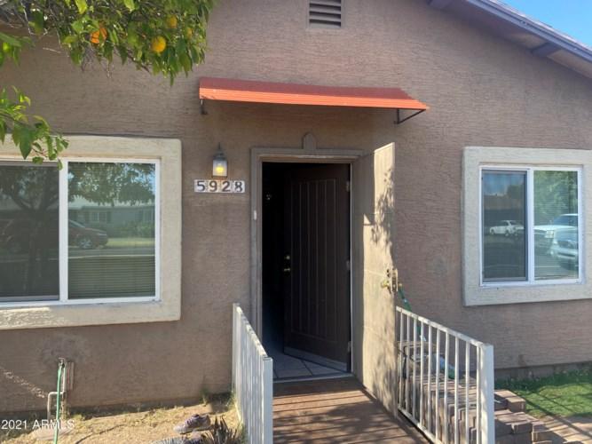 5928 W MARYLAND Avenue, Glendale, AZ 85301