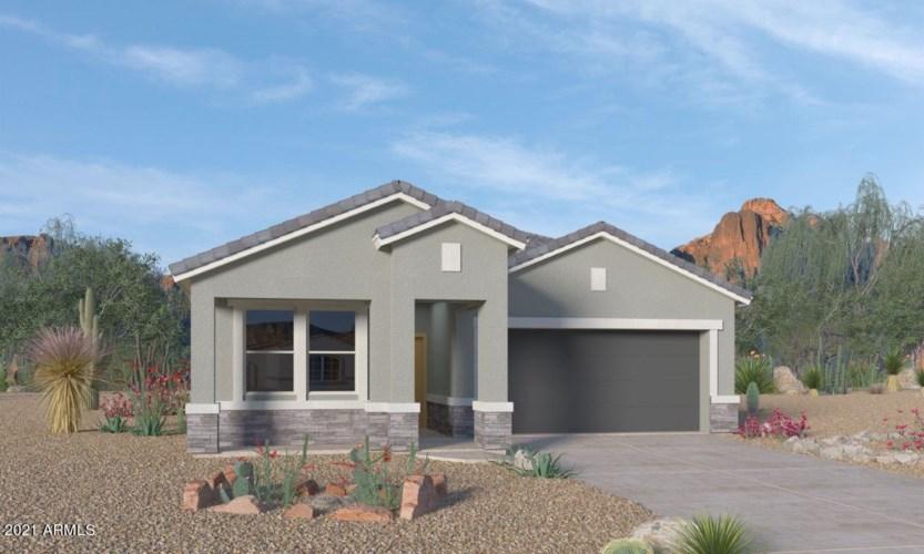 465 N 20TH Street, Coolidge, AZ 85128