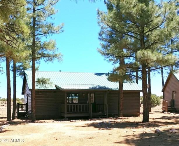 2725 High Pine Loop, Overgaard, AZ 85933