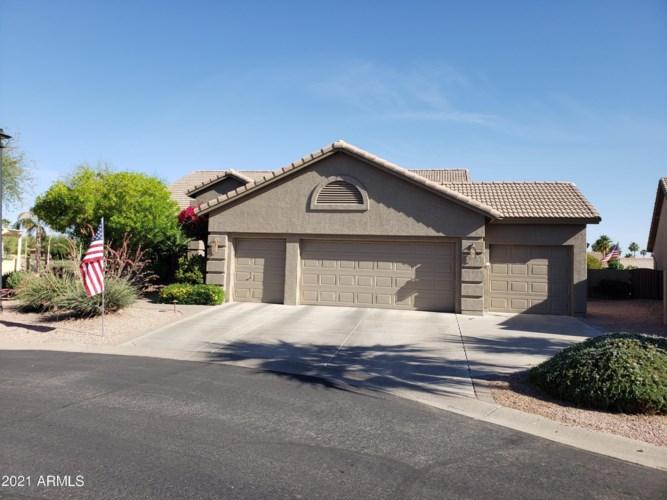 10249 E ELMWOOD Drive, Sun Lakes, AZ 85248