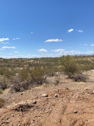 4 Acres N Vulture Mine Road, Wickenburg, AZ 85390