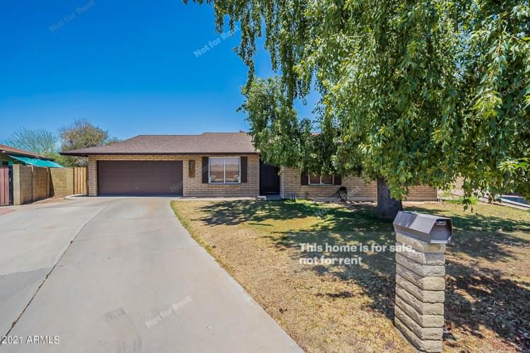 4814 W CAROL Avenue, Glendale, AZ 85302