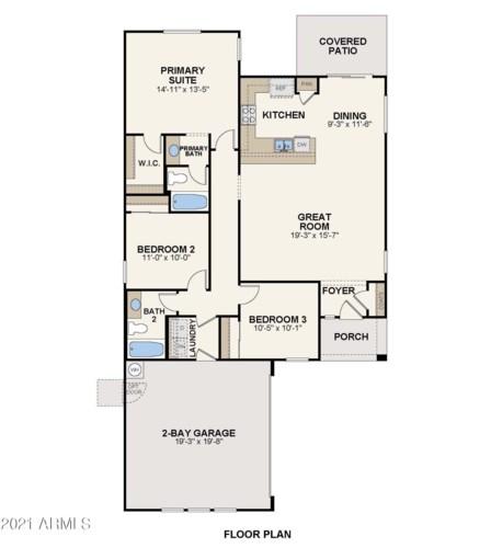 833 S PARKER Place, Casa Grande, AZ 85122