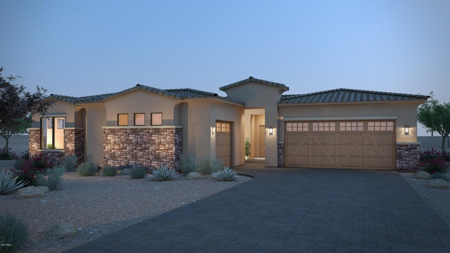 5581 E CANYON RIDGE NORTH Drive, Cave Creek, AZ 85331