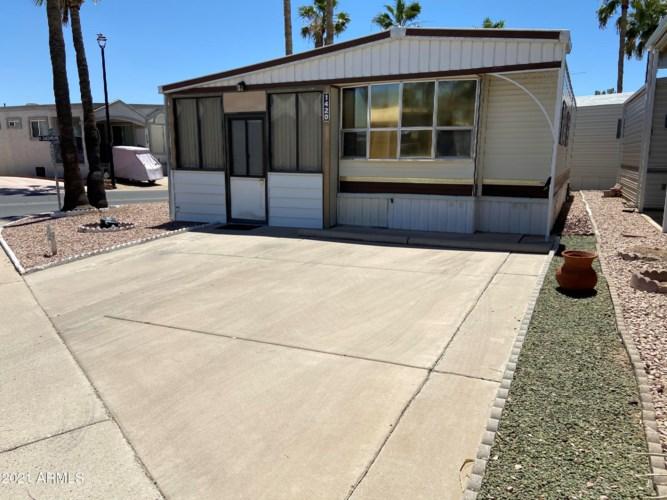 1420 S HAVASUPAI Drive, Apache Junction, AZ 85119