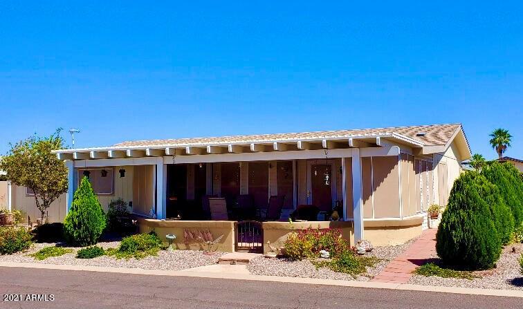 3700 S TOMAHAWK Road Unit 43, Apache Junction, AZ 85119