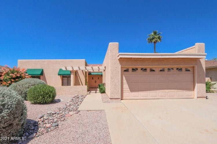 25817 S SHERBROOK Drive, Sun Lakes, AZ 85248