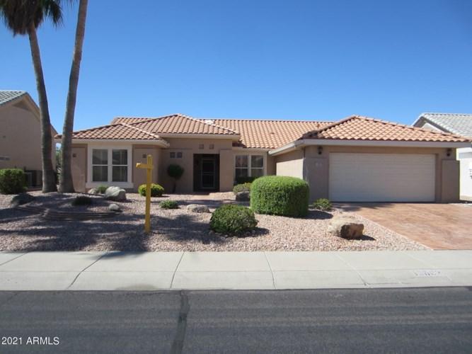 13603 W VIA TERCERO --, Sun City West, AZ 85375
