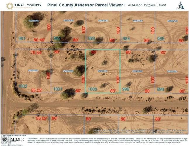 11502 W TUBAC Drive, Arizona City, AZ 85123